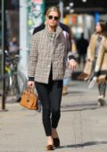 Nicky Hilton keeps it stylish for a stroll in the West Village in New York City