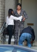 Priyanka Chopra spotted while looking for a new office space in Los Angeles