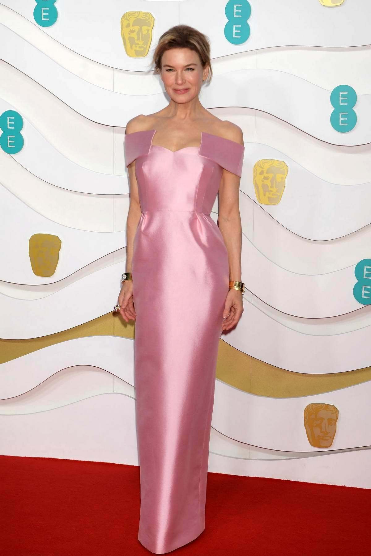 Renee Zellweger attends the 73rd EE British Academy Film Awards at Royal Albert Hall in London, UK