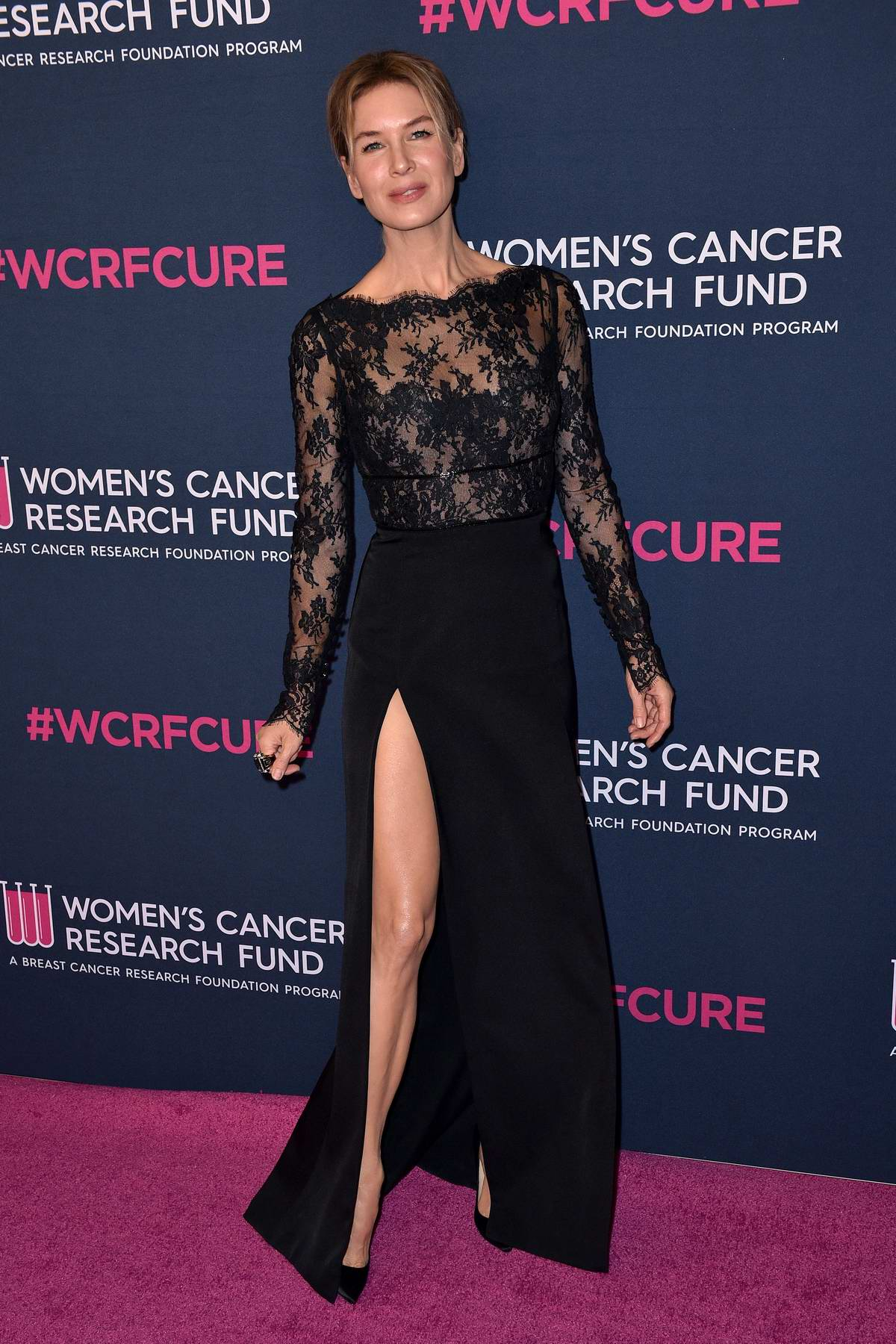 Renne Zellweger attends The Women's Cancer Research Fund hosts An Unforgettable Evening at The Beverly Wilshire in Beverly Hills, California
