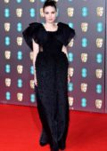 Rooney Mara attends the 73rd EE British Academy Film Awards at Royal Albert Hall in London, UK