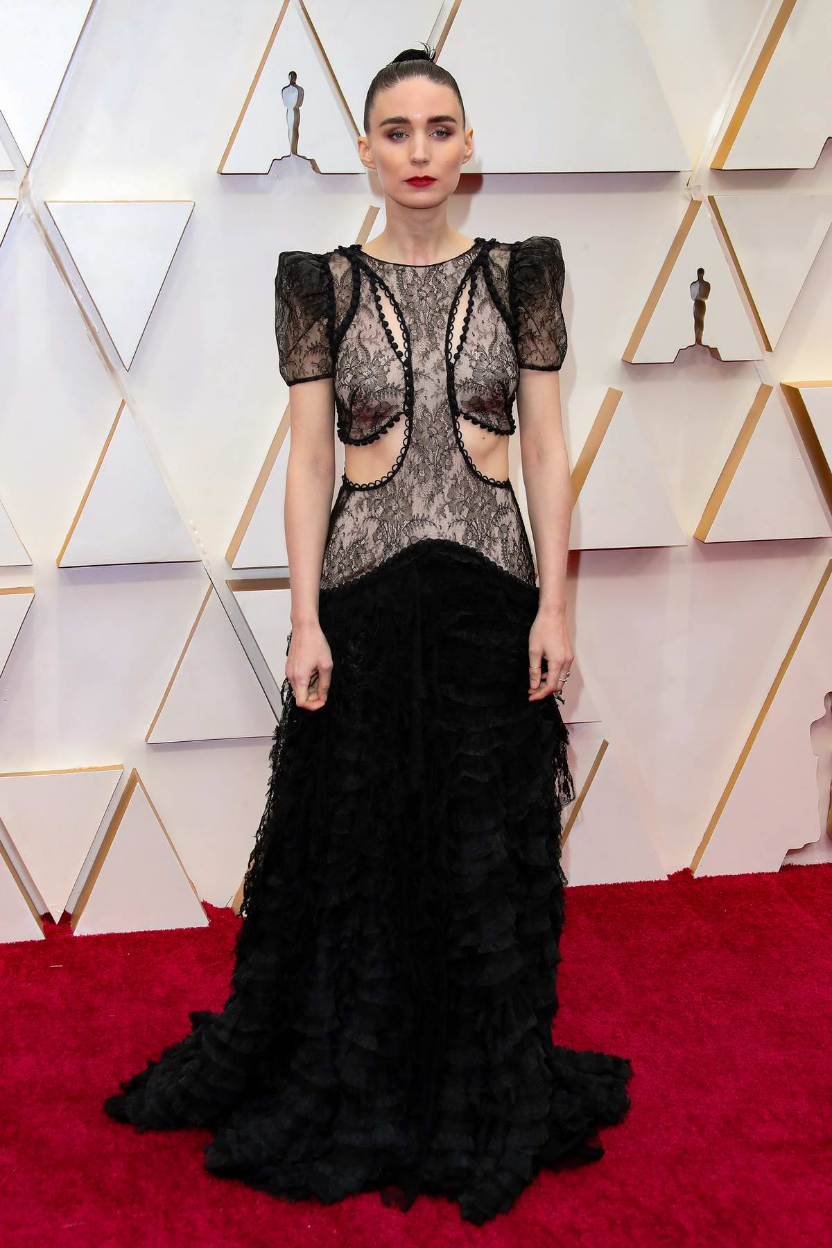 Rooney Mara attends the 92nd Annual Academy Awards at Dolby Theatre in Los Angeles