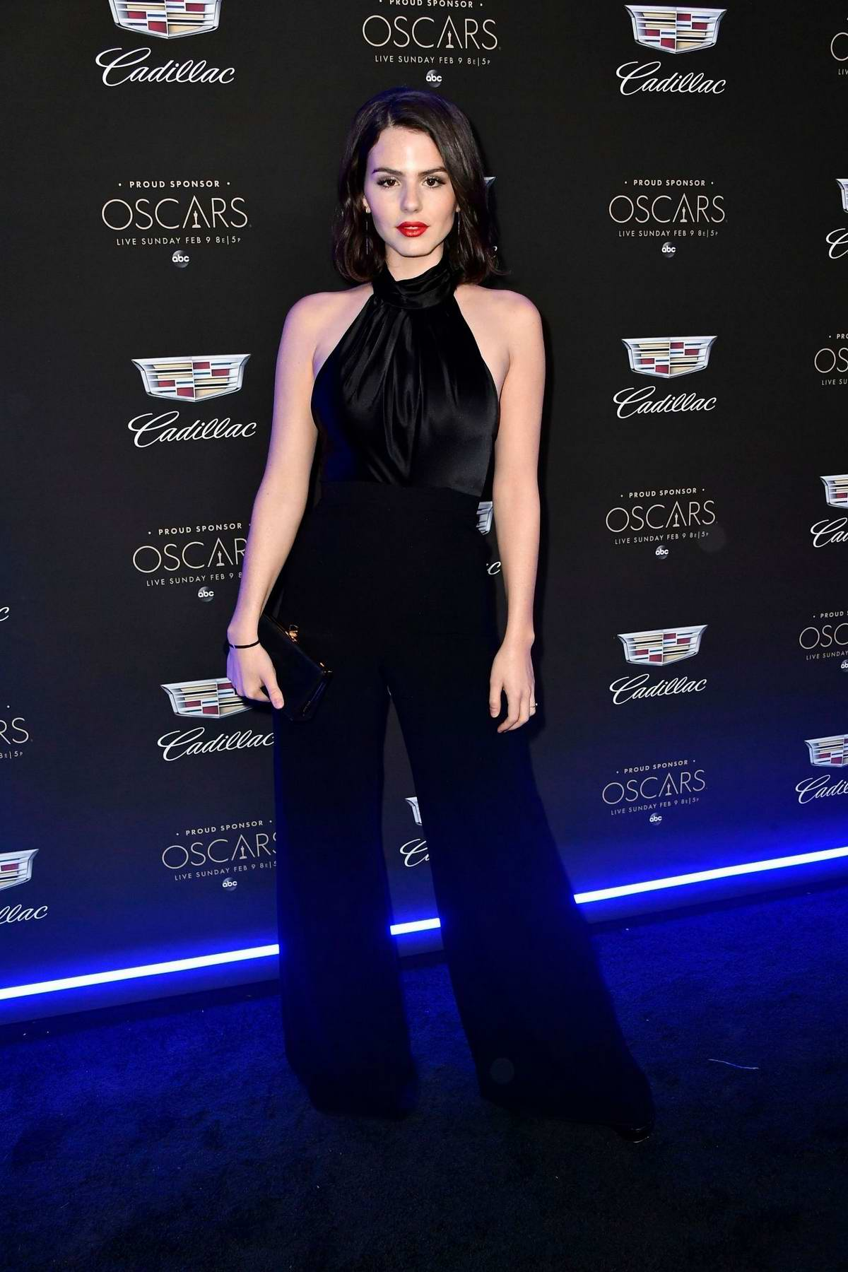 Ruby O Fee attends as Cadillac Celebrates the 92nd Annual Academy Awards in Los Angeles