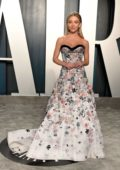 Sydney Sweeney attends the 2020 Vanity Fair Oscar Party at Wallis Annenberg Center for the Performing Arts in Los Angeles