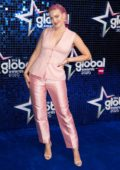 Anne-Marie attends The Global Awards 2020 at Eventim Apollo in London, UK