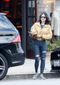 Eiza Gonzalez steps out for lunch with a friend in Los Angeles