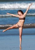Gisele Bundchen looks incredible in a bikini during a beach photoshoot in Costa Rica