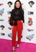 Isabella Gomez attends Christian Cowan x Powerpuff Girls Runway Show in Hollywood, California