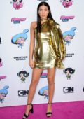 Jena Rose attends Christian Cowan x Powerpuff Girls Runway Show in Hollywood, California