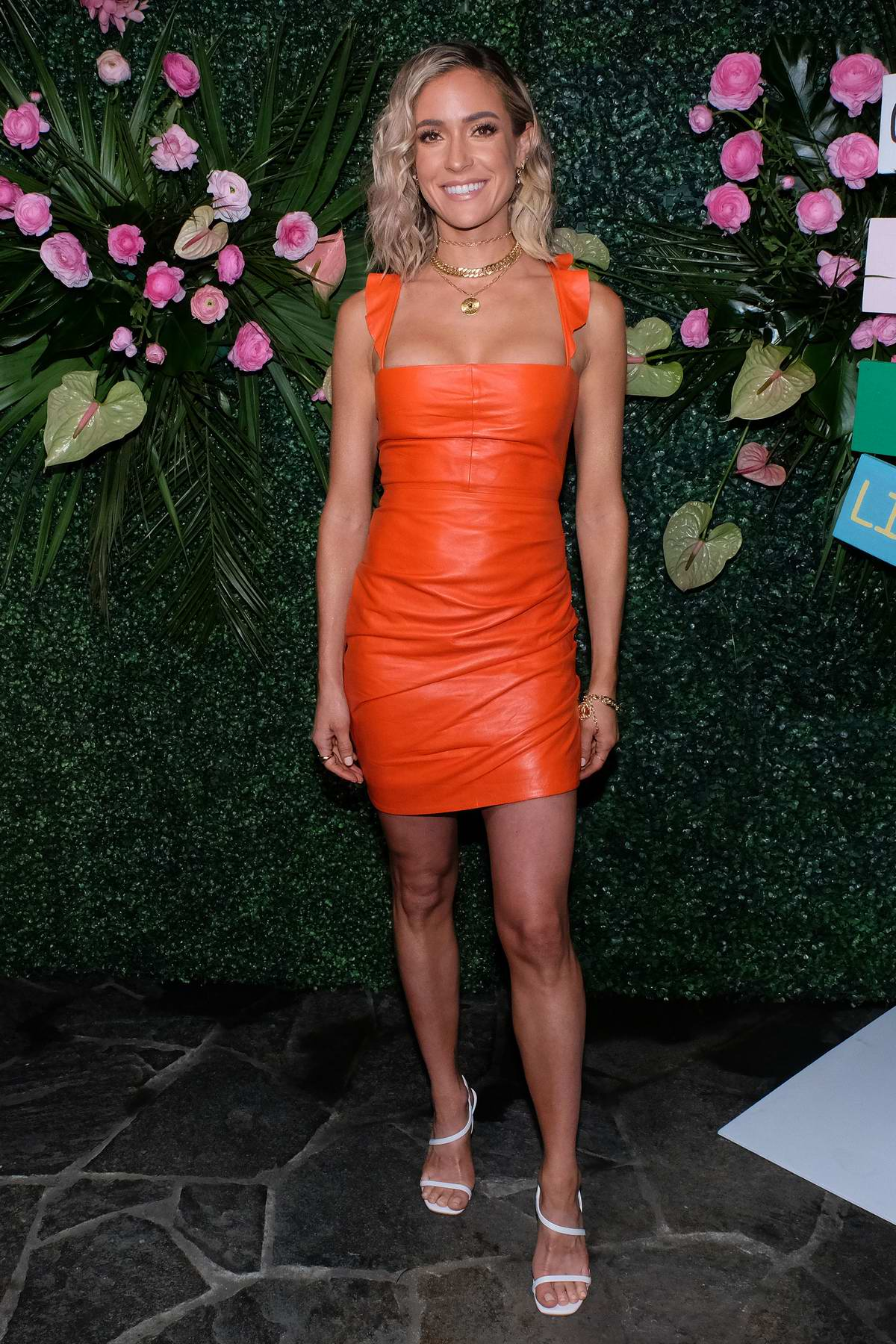 Kristin Cavallari hosts Uncommon James SS20 Launch Party in West Hollywood, California