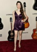 Nikki Hahn attends the Premiere of Lionsgate's 'I Still Believe' in Hollywood, California