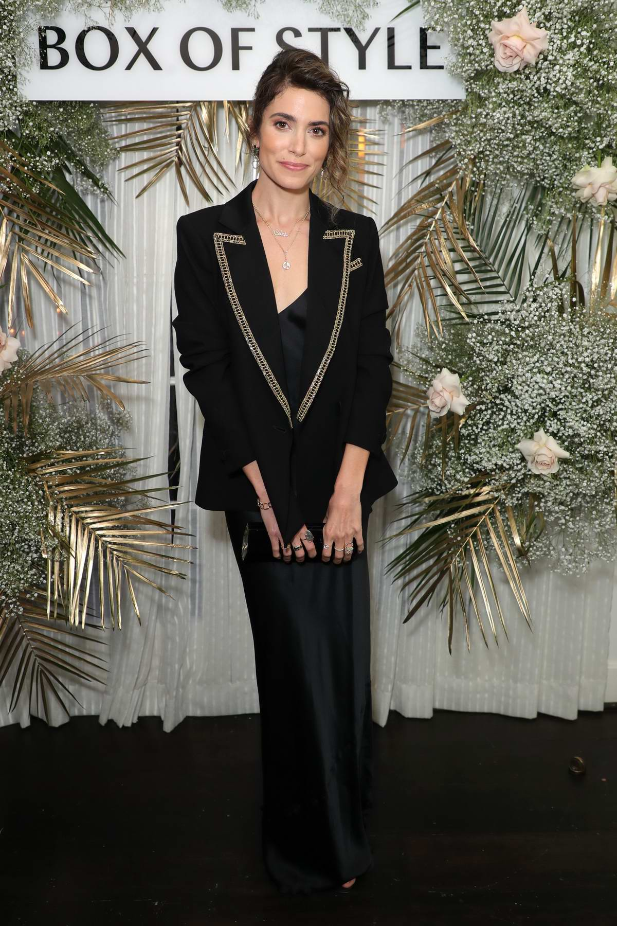 Nikki Reed attends Rachel Zoe Collection and Box of Style Spring Event with Tanqueray in Los Angeles