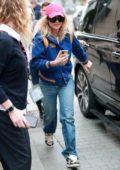 Rita Ora arrives at Sport Relief at the Media City in Salford, UK