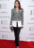 Shantel VanSanten attends the National Women's History Museum Women Making History Awards in Los Angeles