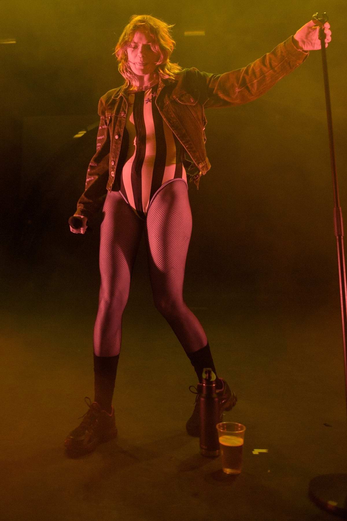 Tove Lo performs live at the O2 Forum Kentish Town in London, UK