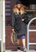 Tyra Banks steps out on a grocery run with boyfriend Louis Belanger-Martin at Erewhon in Los Angeles