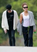 Kate Beckinsale walks hand in hand with 22 year old boyfriend, Goody Grace in Los Angeles
