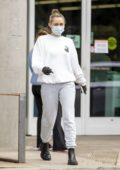 Miley Cyrus and Cody Simpson stock up on groceries at Erewhon in Calabasas, California