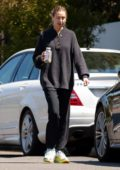 Whitney Port keeps it casual as she enjoys a walk through her neighborhood in Los Angeles