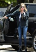Ashley Benson spotted for the first time after rumored split from Cara Delevingne, Los Angeles