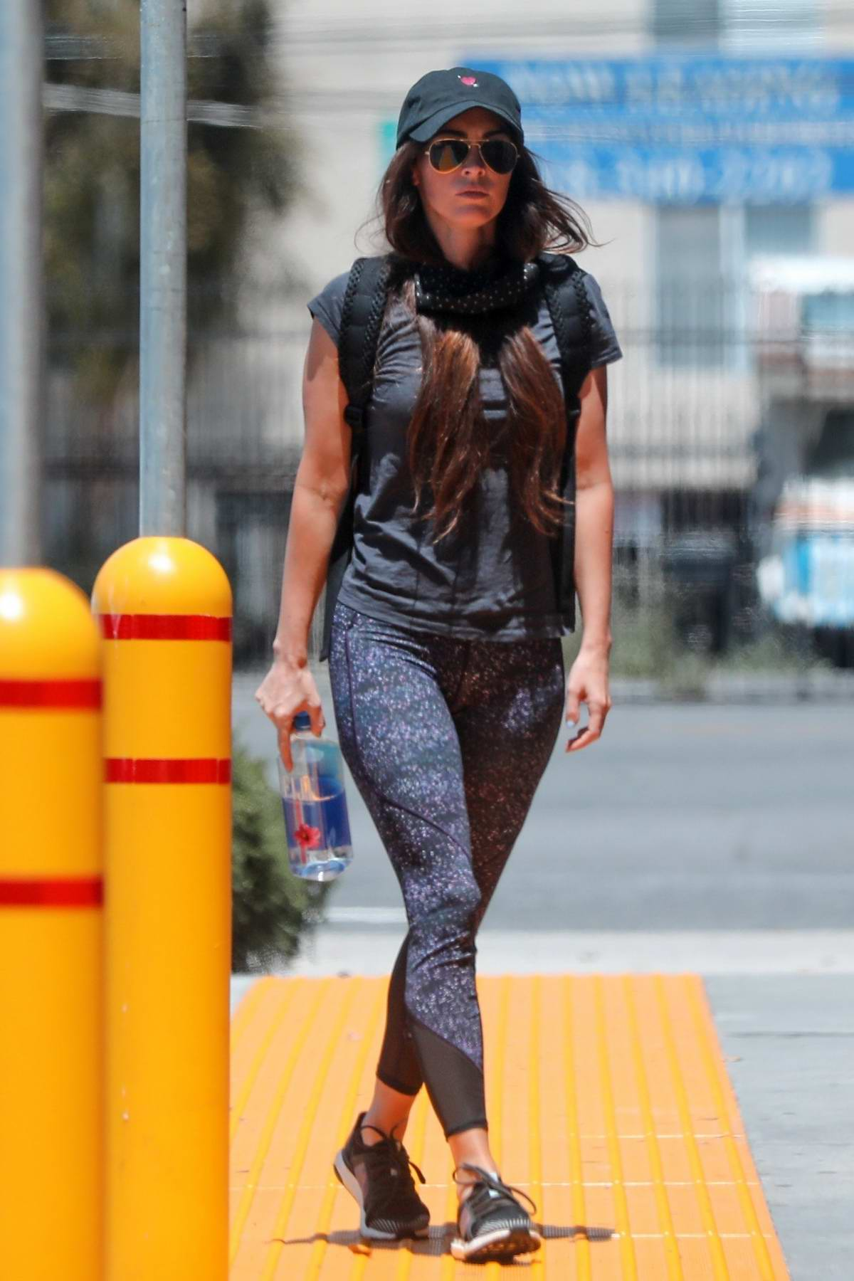 Megan Fox steps out amid her separation rumors as she stops by a CVS Pharmacy in Calabasas, California