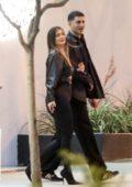 Kylie Jenner seen enjoying a day out with Fai Khadra in Malibu, California