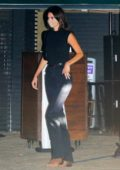 Kendall Jenner enjoys night out with friends at Nobu in Malibu, California