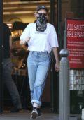 Kristen Stewart keeps it casual as she steps out to run a few errands in Los Angeles
