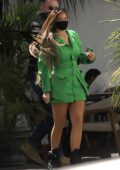 Kylie Jenner attends low key birthday party with friends in West Hollywood, California