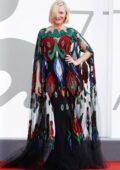 Cate Blanchett attends the Closing Ceremony of the 77th Venice Film Festival in Venice, Italy
