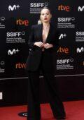Ester Expósito attends the Premiere of 'Forgotten We'll Be' during the 68th San Sebastian Film Festival in San Sebastian, Spain