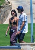 Kaia Gerber and Jacob Elordi enjoy some quality time while on vacation in Cabo San Lucas, Mexico