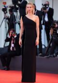 Vanessa Kirby attends the Closing Ceremony of the 77th Venice Film Festival in Venice, Italy