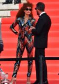 Penélope Cruz and Antonio Banderas seen filming 'Official Competition' in Madrid, Spain
