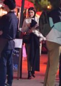 Rachel Weisz steps out for dinner in New York City