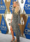 Carrie Underwood attends the 54th annual CMA Awards at the Music City Center in Nashville, Tennessee