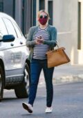 Emma Roberts keeps it casual while out for some shopping in Los Angeles