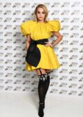 Rita Ora poses during the Prospero Tequila UK launch event in London, UK