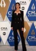 Taylor Hill attends the 54th annual CMA Awards at the Music City Center in Nashville, Tennessee