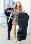 Chrishell Stause and Heather Rae Young goes wedding dress shopping in Los Angeles