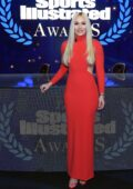 Lindsey Vonn attends the 2020 Sports Illustrated Awards in Las Vegas, Nevada