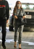 Sofia Vergara and Joe Manganiello get some Christmas shopping done at the Westfield Mall in Los Angeles