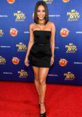 Vanessa Hudgens attends the 2020 MTV Movie & TV Awards in Los Angeles