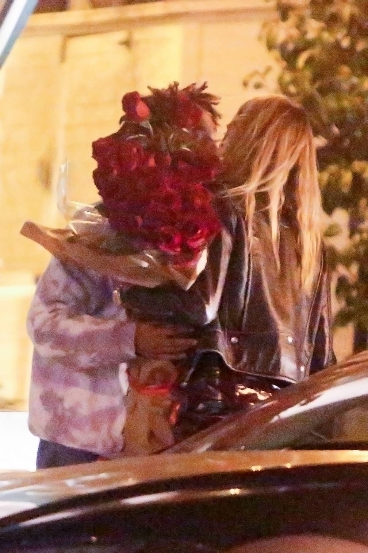 Cara Delevingne and Jaden Smith seen enjoying Valentine's Day together in West Hollywood, California