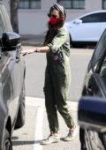 Jordana Brewster gets some shopping done with her boyfriend Mason Morfit in Beverly Hills, California
