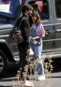 Camila Cabello and Shawn Mendes get tested for COVID-19 ahead of a video shoot at a private house in Los Angeles
