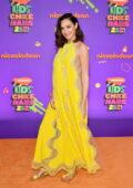 Gal Gadot attends Nickelodeon's Kids' Choice Awards 2021 at Barker Hangar in Santa Monica, California