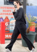Katharine McPhee spotted for the first time since giving birth to a baby boy as she steps out for some shopping in Los Angeles