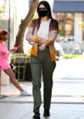 Kendall Jenner looks chic while out for breakfast with friends in Los Angeles