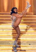 Megan Thee Stallion performs live at the 63rd Annual GRAMMY Awards at the STAPLES Center in Los Angeles